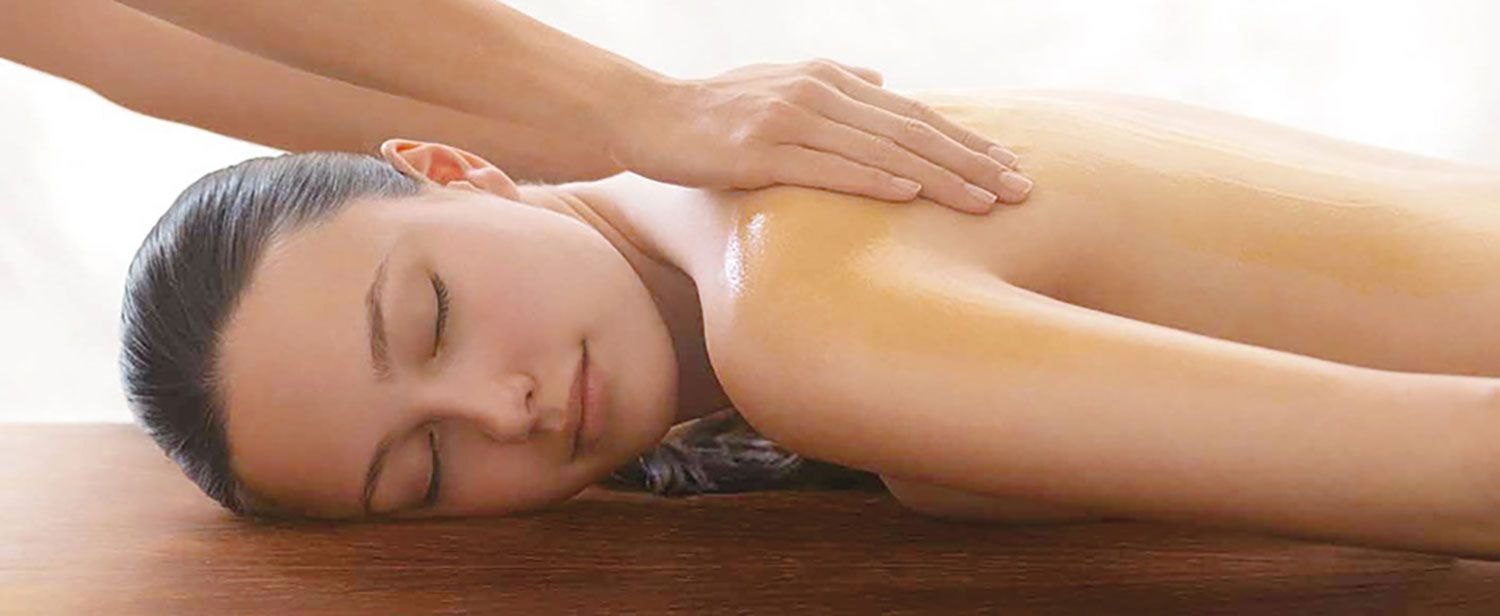Massages at the Echaillon Hotel