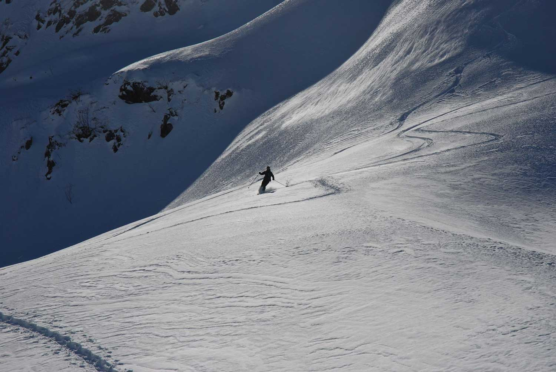 séjour-ski-randonnee-claree-nevache-poudreuse