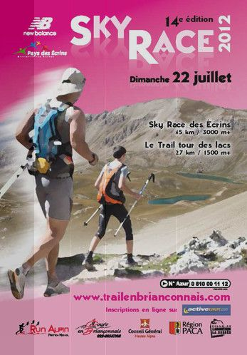 Grand Rendezvous Trail in the Ecrins